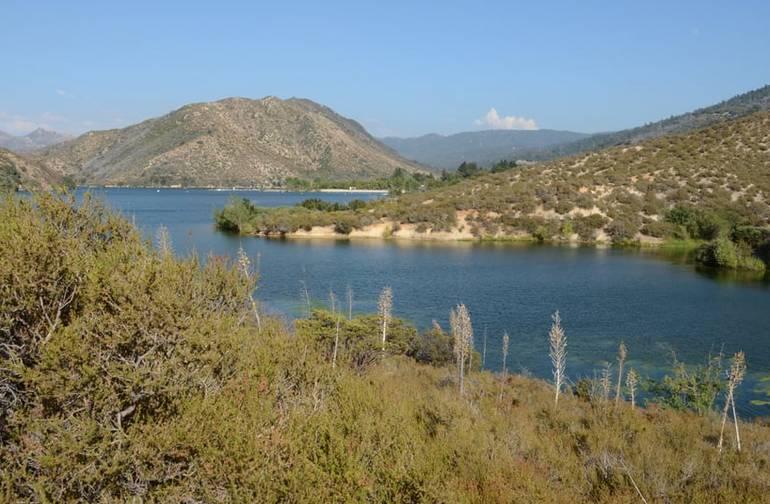 Silverwood Lake State Recreation Area