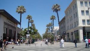 Third Street Promenade Santa Monica Day Trip