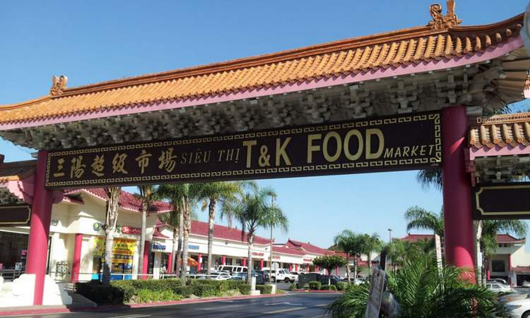 Free Places to Go Orange County Little Saigon Westminster