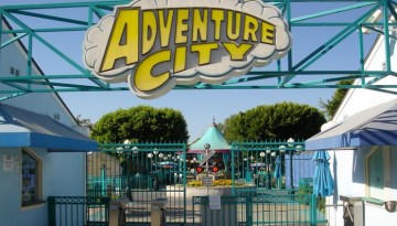Adventure City Day Trip Anaheim's Other Theme Park