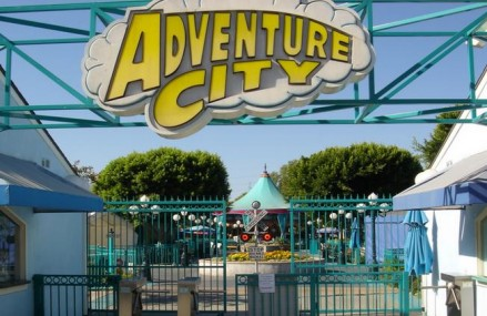 Adventure City Anaheim Rides and Attractions