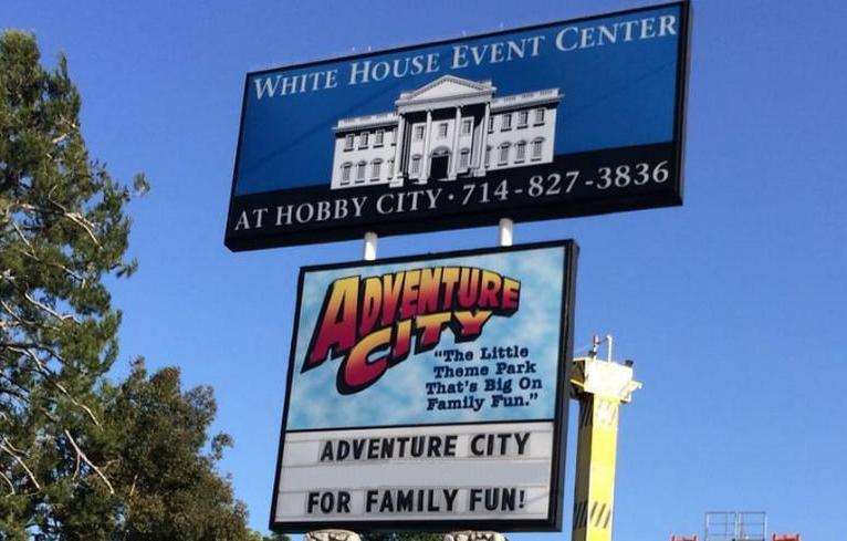 Adventure City Anaheim