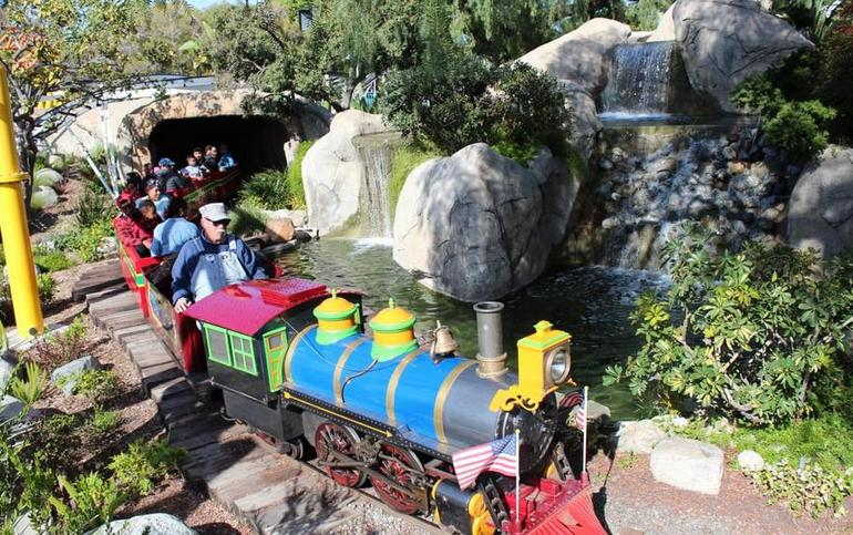 Adventure City Railroad