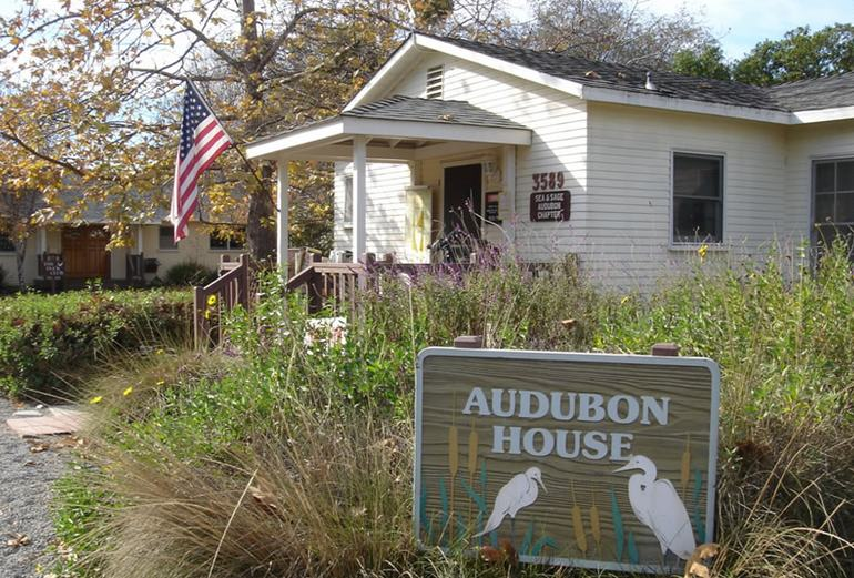 San Joaquin Wildlife Sanctuary Audubon House