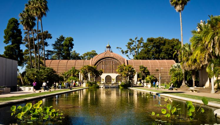 Balboa Park San Diego Day Trip Things To Do