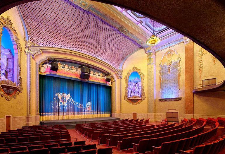 Balboa Theatre San Diego