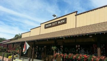 Bates Nut Farm San Diego Day Trip