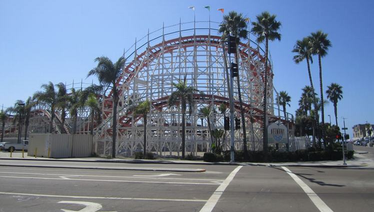 Belmont Park Mission Beach Discount Tickets Coupons