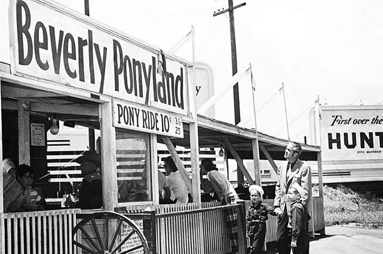 Beverly Park Ponyland
