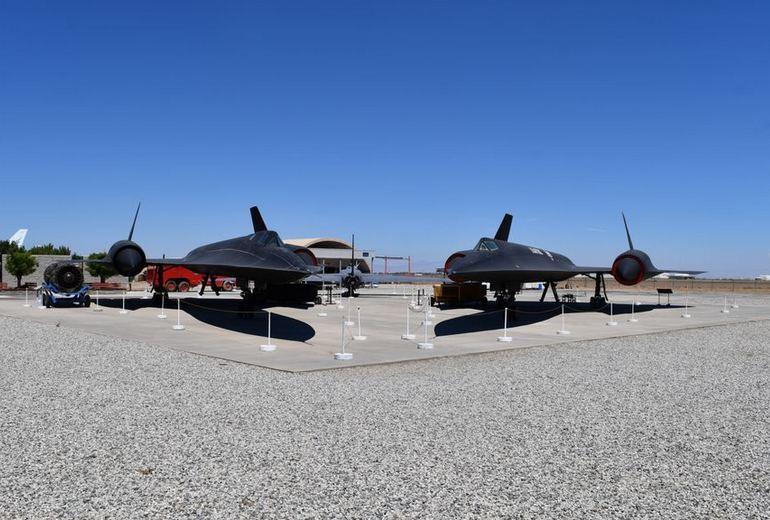 Blackbird Airpark Palmdale