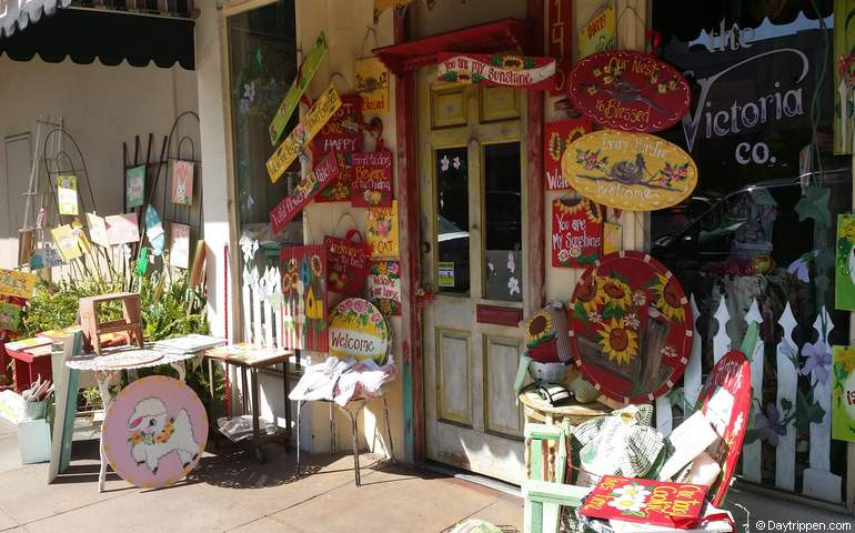 Boutique Store Old Towne Orange