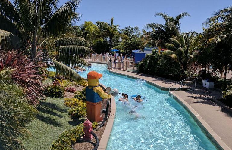 Build-a-Raft River Legoland California