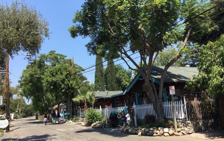 San Juan Capistrano Los Rios Historic District