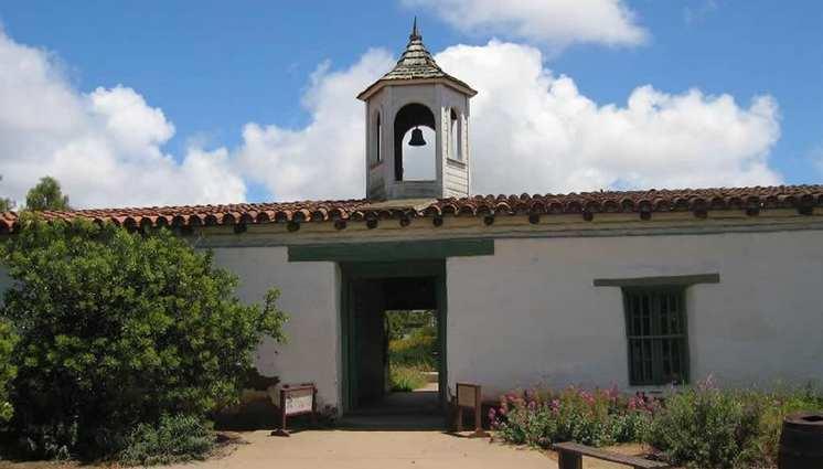 Casa de Estudillo Old Town San Diego