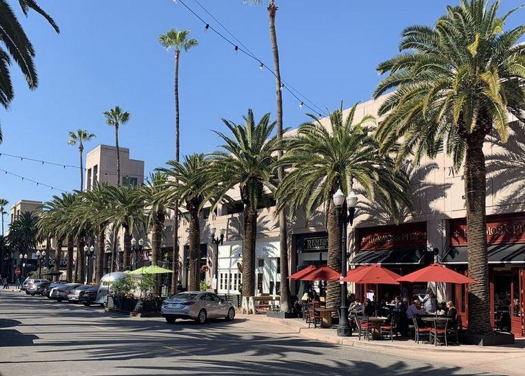 Center Street Anaheim