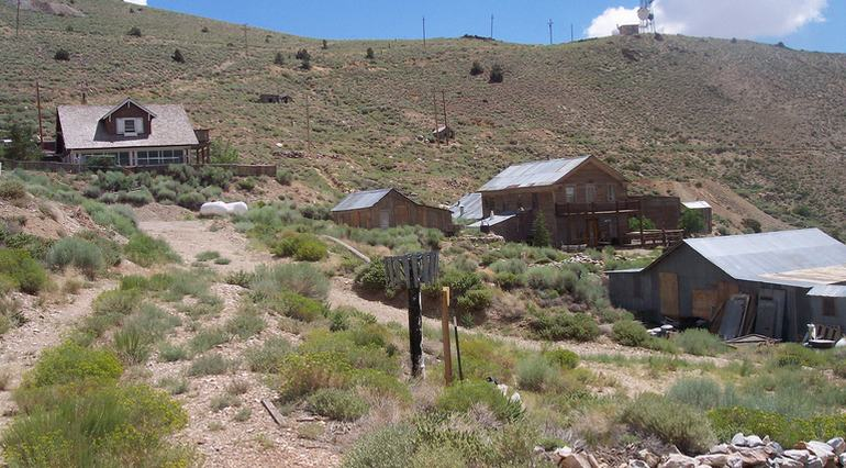 Cerro Gordo Ghost Town Owens Valley Day Trip