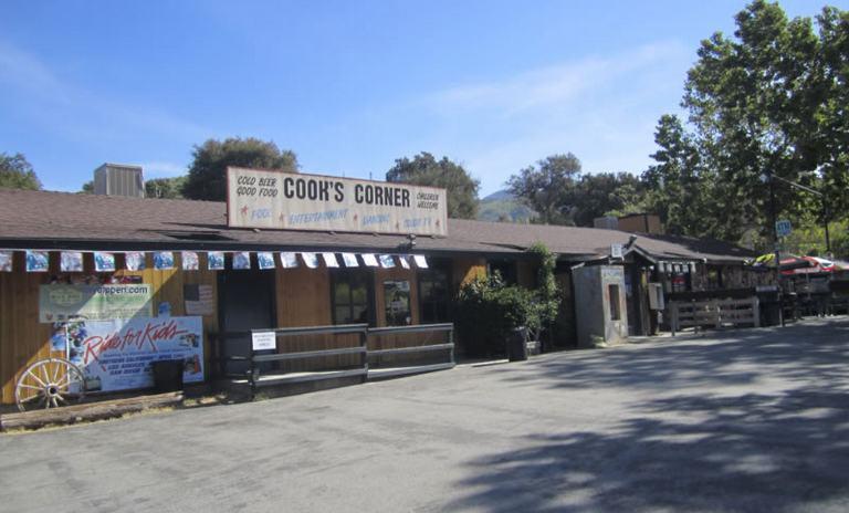 Cook's Corner Santiago Canyon