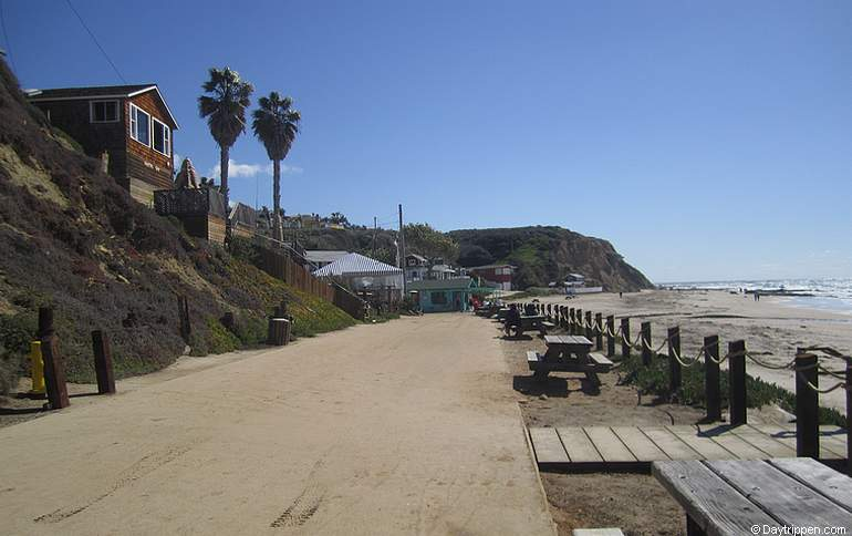 Crystal Cove Laguna Beach California