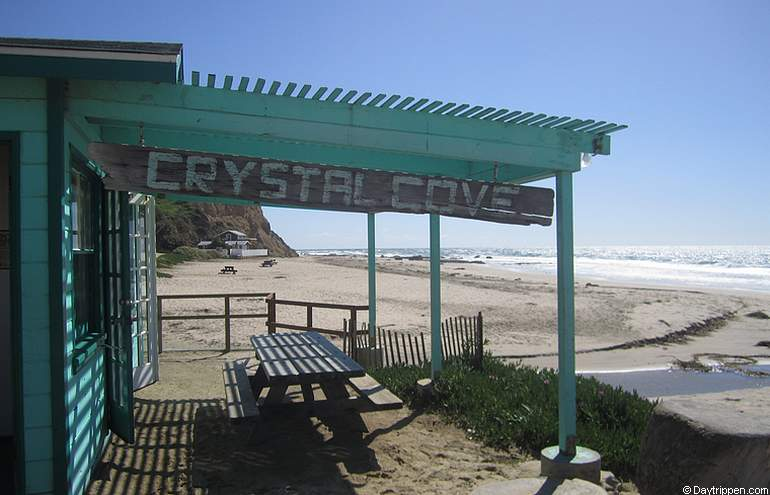 Crystal Cove State Beach Laguna