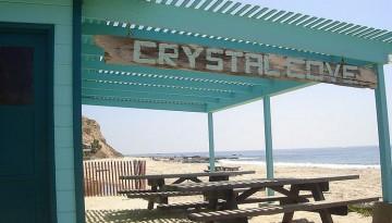 Crystal Cove State Beach Day Trip Laguna Beach