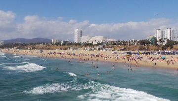 Santa Monica Day Trip