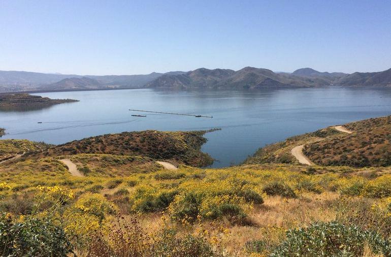 Diamond Valley Lake Day Trip