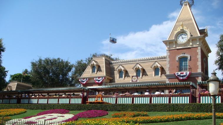 Disneyland Anaheim California