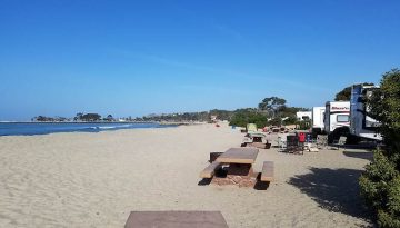 Doheny State Beach Camping & Day Use
