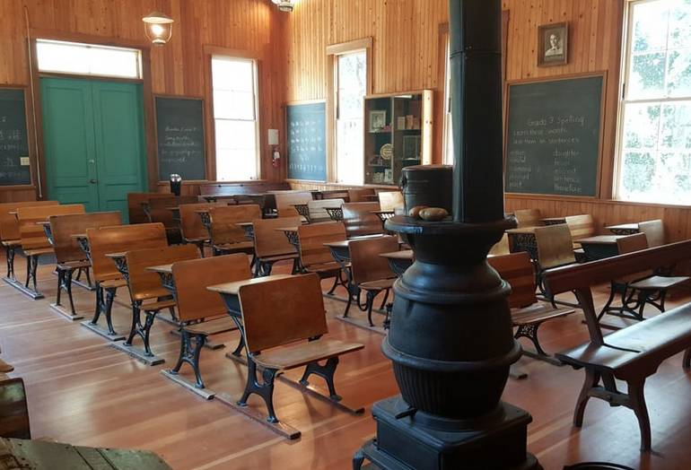 El Toro One-room Schoolhouse