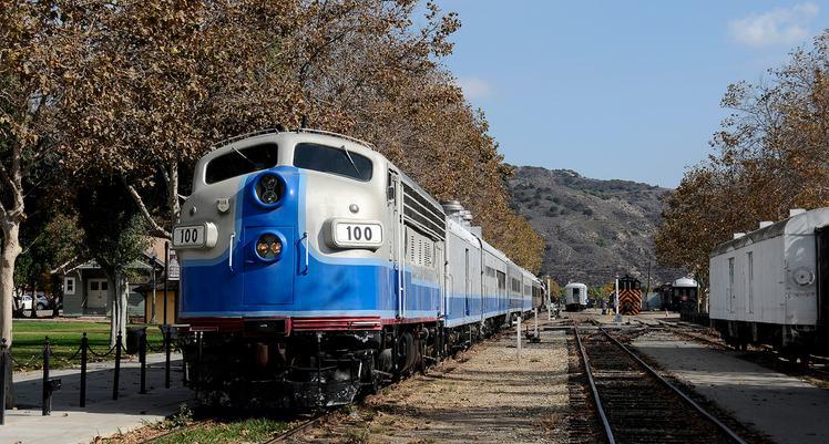 Fillmore Western Railway Heritage Valley