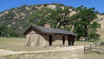 Fort Tejon State Historic Park Day Trip
