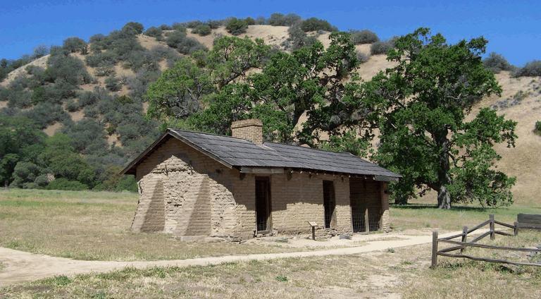 Fort Tejon State Historic Park Day Trip