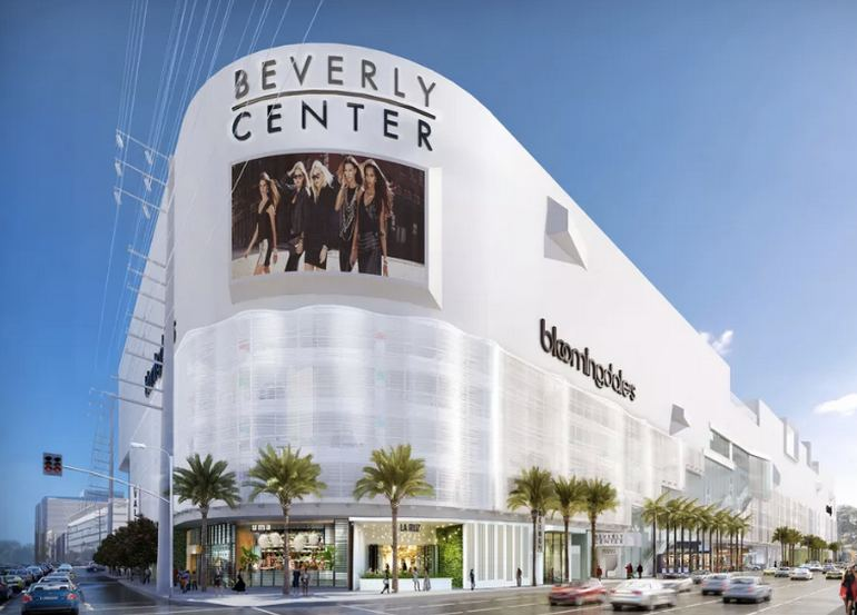Beverly Center Mall Los Angeles