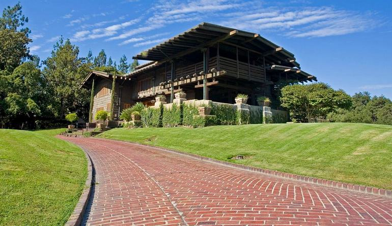 Pasadena's Gamble House