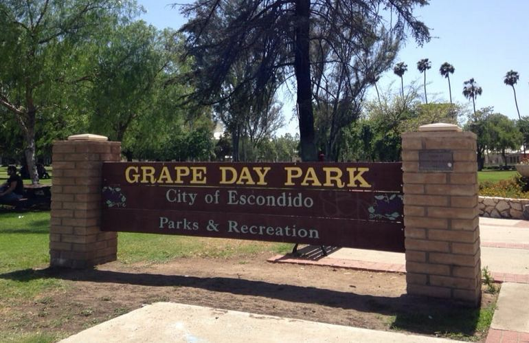 Grape Day Park Escondido