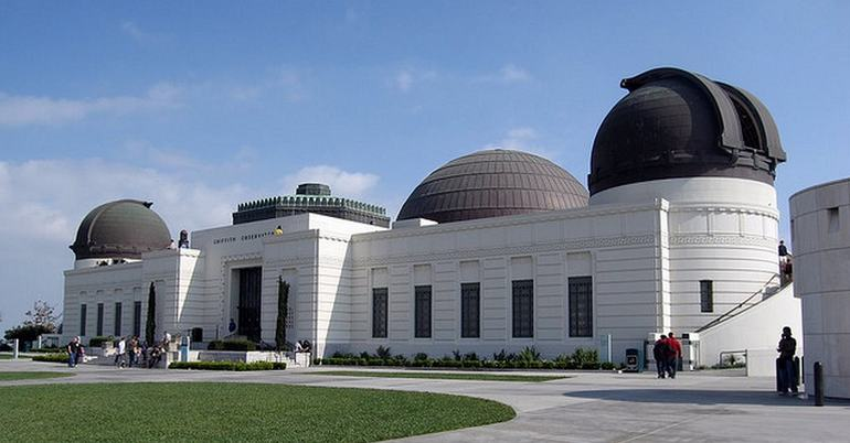Free Los Angeles Attractions Griffith Park Observatory
