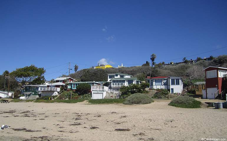 Crystal Cove Beach Cottages Reservation