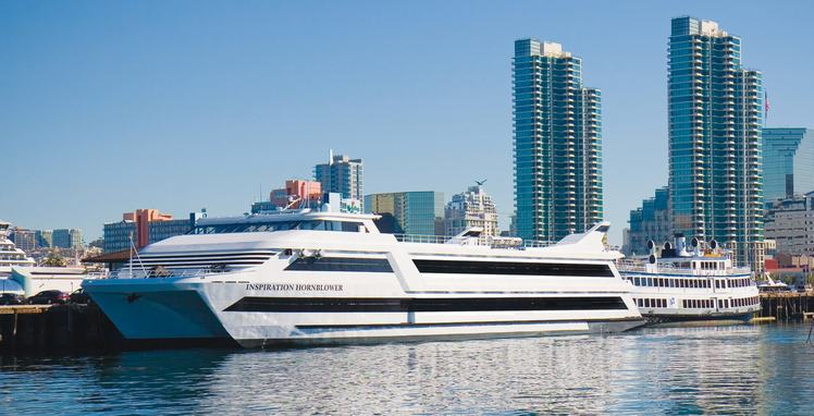 San Diego Harbor Cruise Discount Tickets One Or Two Hour Trip