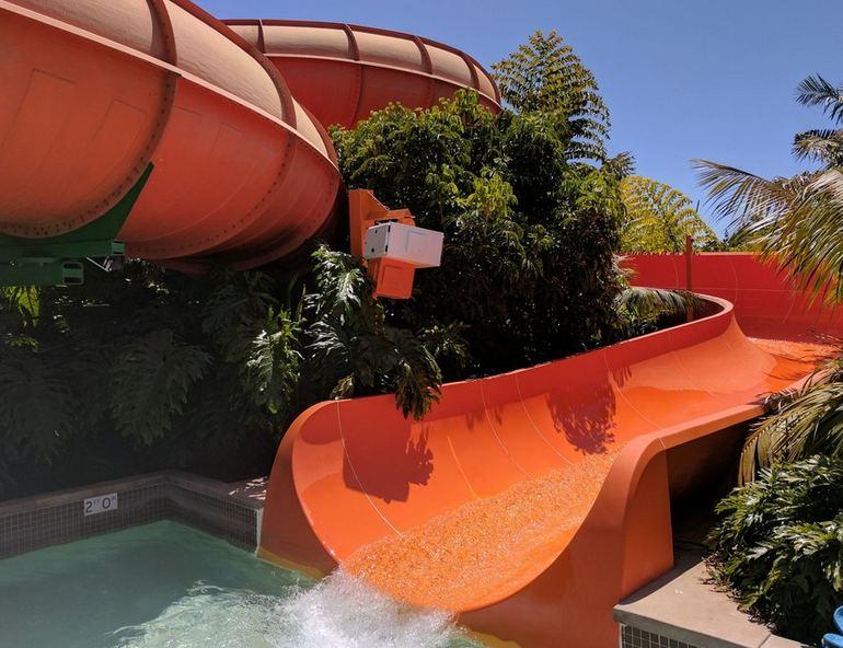 Orange Rush Side Legoland