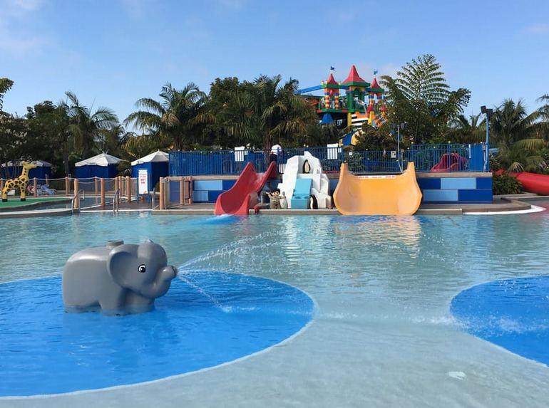 Legoland Water Park Kids Area