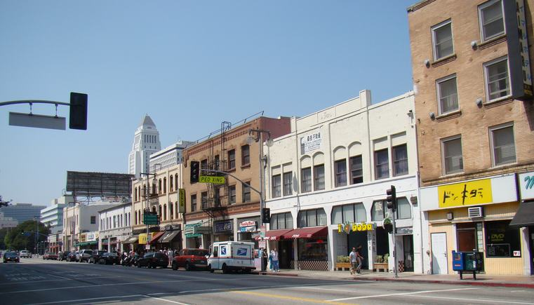 Little Tokyo Historic District