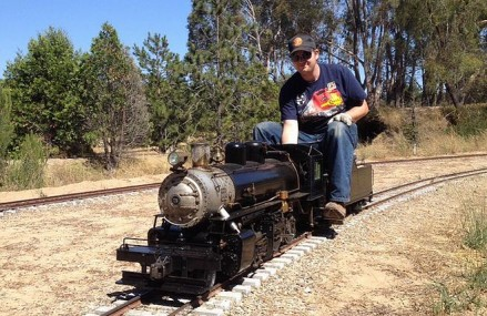 Los Angeles Live Steamers Free Train Rides