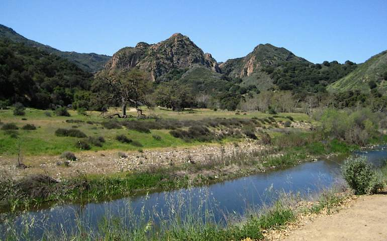 Malibu Creek State Park Day