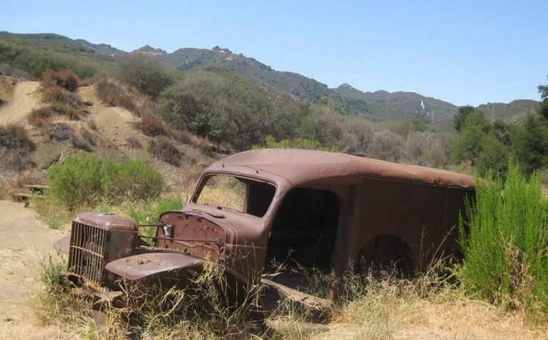 M*A*S*H Site Malibu Creek State Park
