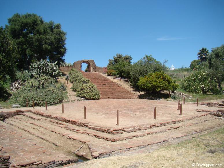 Mission San Luis Rey Lavanderia