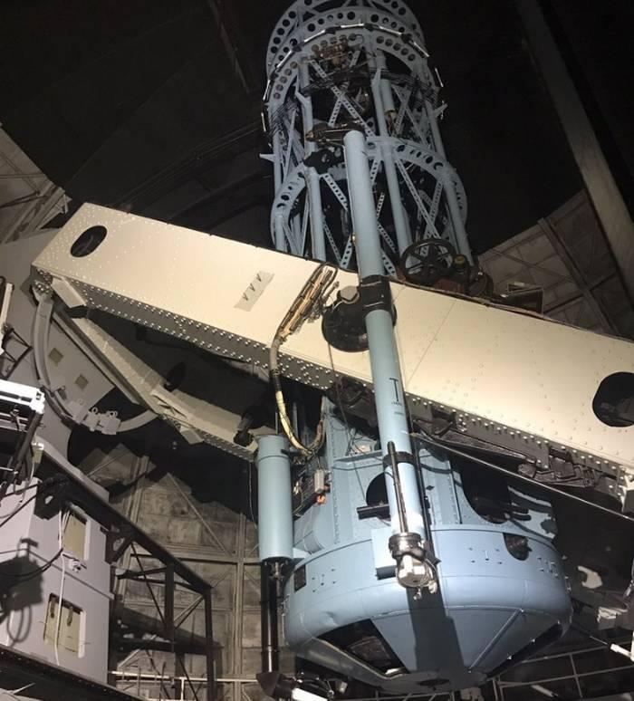 Mount Wilson Observatory Telescope