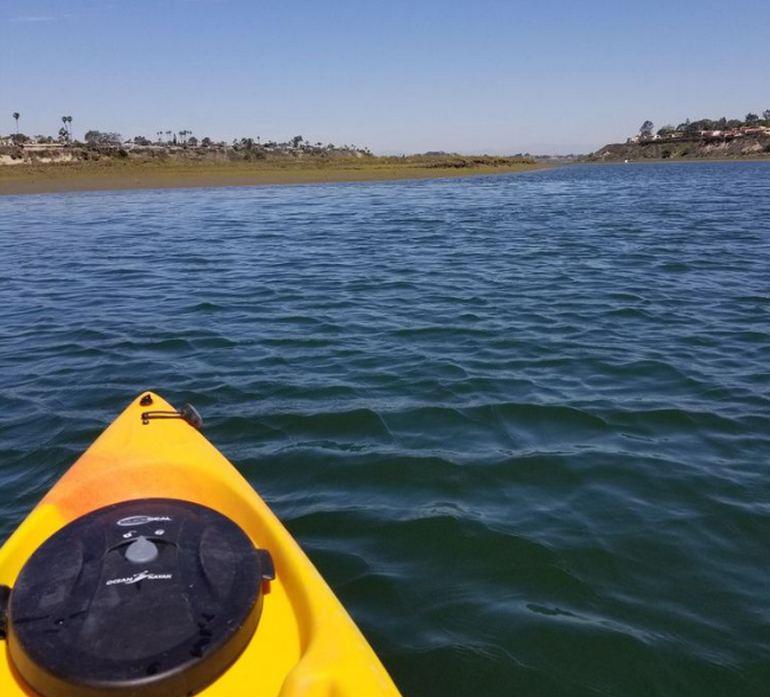 Newport Beach Back Bay Kayaking