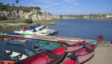 Newport Aquatic Center Kayak Rentals Back Bay