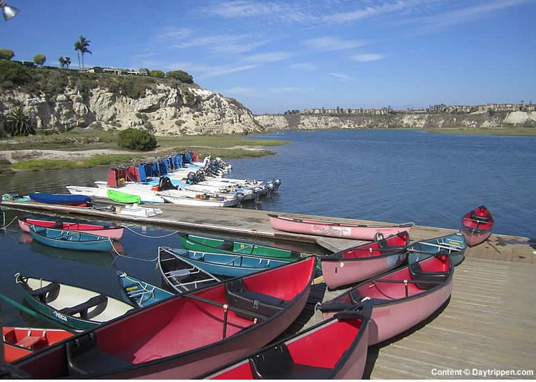 Newport Aquatic Center Kayak Rentals