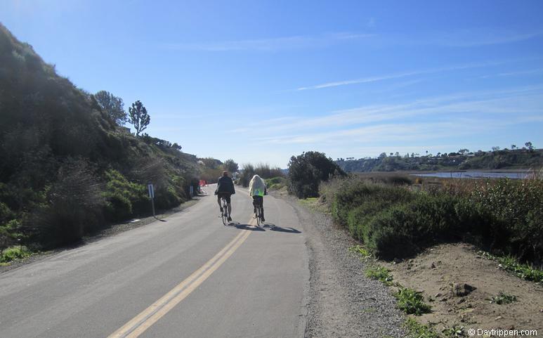 Newport Beach Back Bay Loop Trail Hiking and Biking